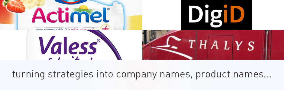 company names product names 1